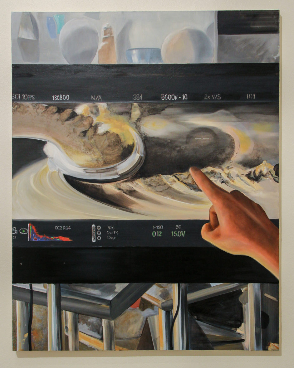 Ryan Kitson 2019 Winter Exhibition at the Schneider Museum of Art at Southern Oregon University