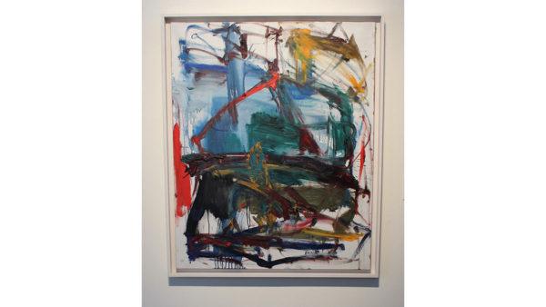 2015 Untitled: Joan Mitchel