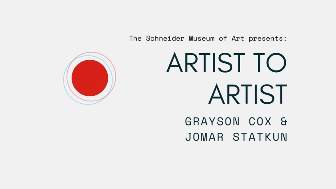 Artist to Artist: Grayson Cox & Jomar Statkun (VIDEO)