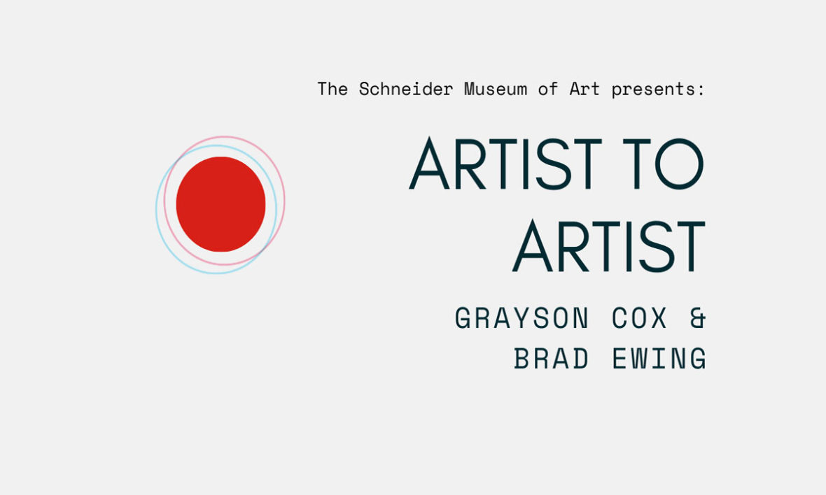 Artist to Artist: Grayson Cox & Brad Ewing (VIDEO)