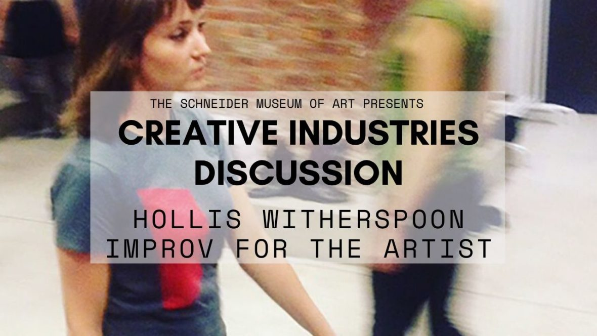 Creative Industries Discussion: Hollis Witherspoon