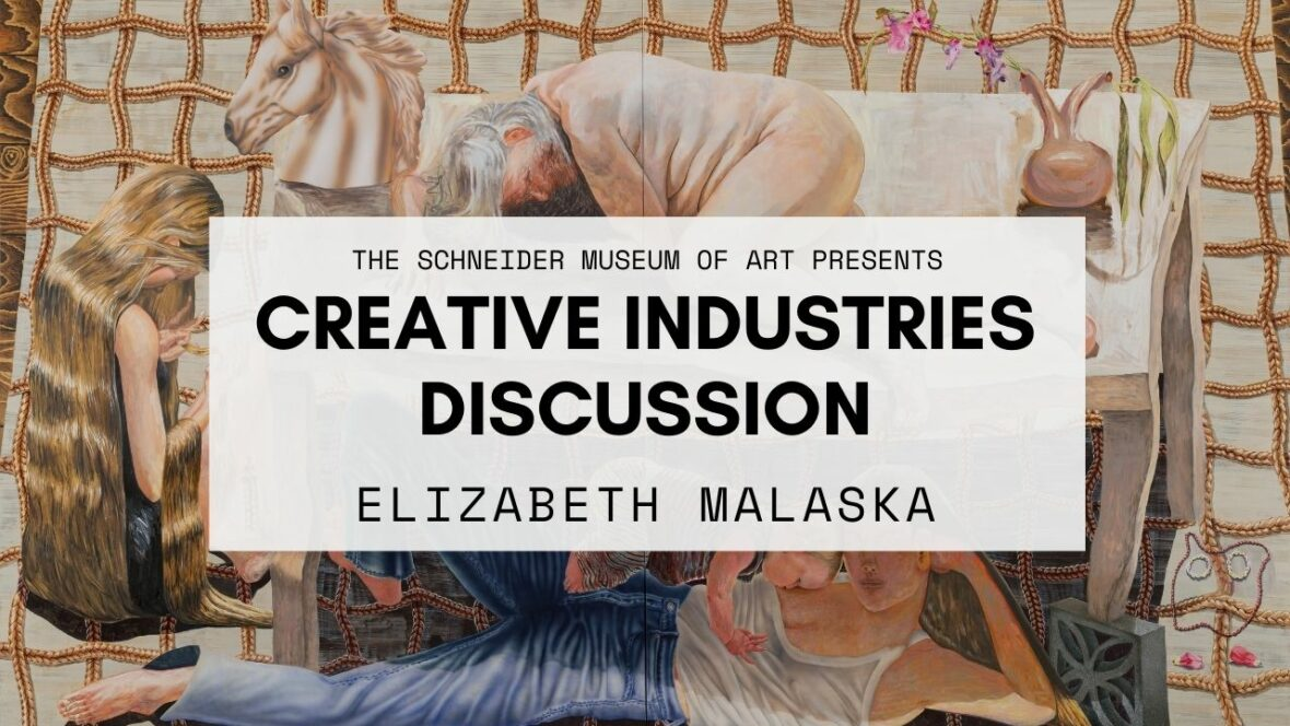Virtual Creative Industries Discussion with Elizabeth Malaska