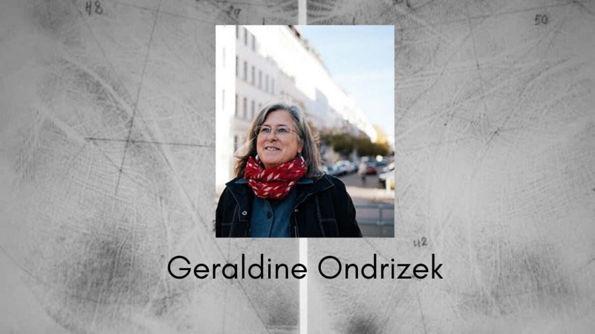 Creative Industries Discussion: Geraldine Ondrizek